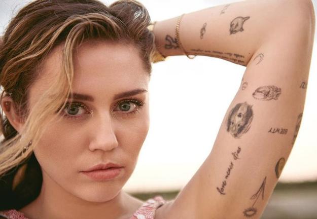 Miley Cyrus Tattoo Miley Cyrus Tattoos Meaning Pleasing Vacations Best Travel Destinations Best Beach Resorts World Best Luxury Honeymoon Hotels Top City Hotels Best Tropical Vacations