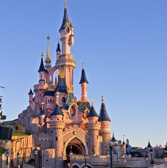 Disneyland Paris Attractions