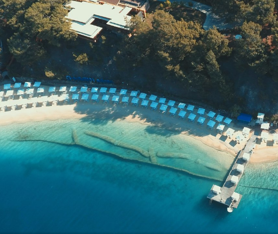 Gocek Best Luxury Beach Resorts