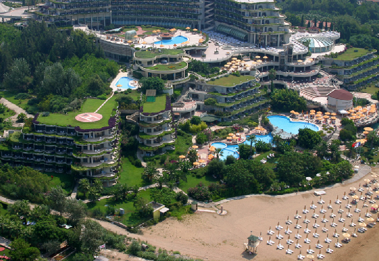 Antalya Side Best Hotels