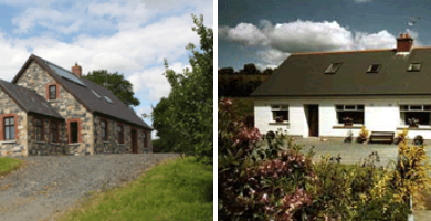 Ireland Farmhouse vacations