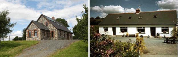 Ireland Farmhouse vacations