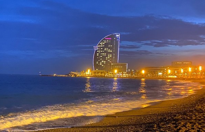 Barceloneta Beach - Barcelona Best Beaches