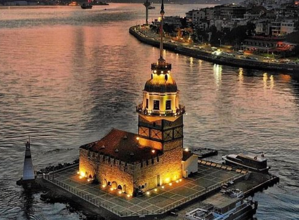Istanbul Best Places to Visit Kiz Kulesi