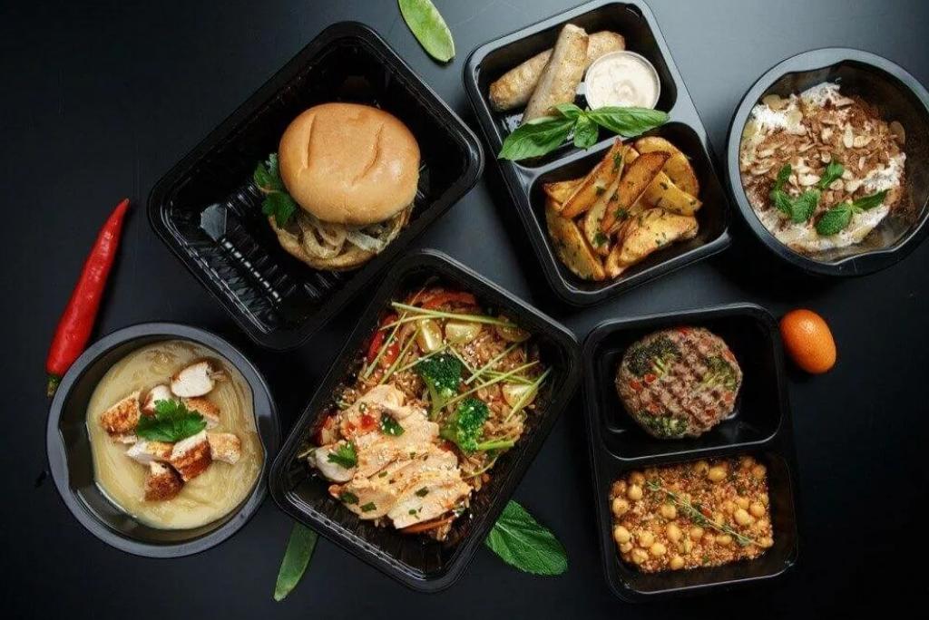Takeaway Restaurants In Dubai