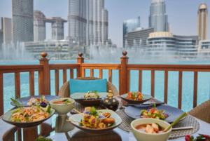 Dubai's best restaurants