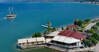 Best Seafood Restaurant In Fethiye