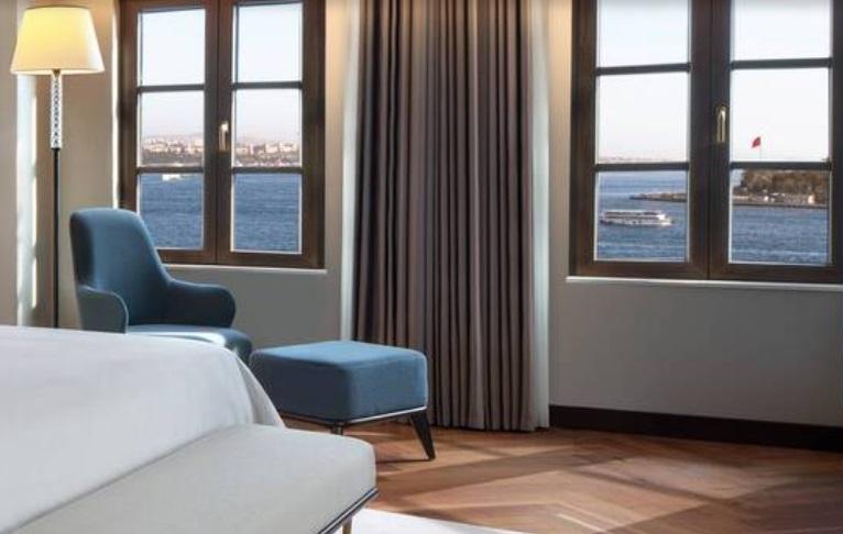 JW Marriott Istanbul Bosphorus, Istanbul best hotels